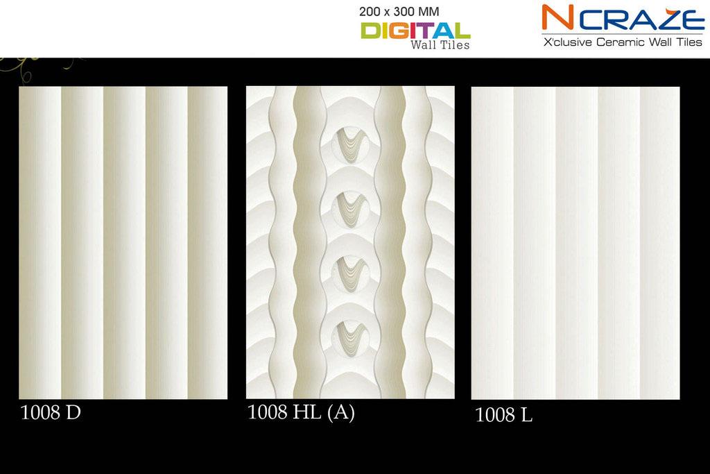 Digital Ceramic wall tiles | Ncraze ceramic tiles- India